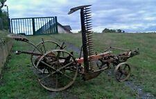 alter Grasmäher,  Marke: FELLA