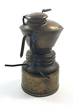 Antique The Baldwin carbide miners mining lamp Patent
