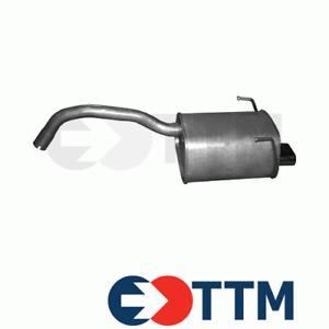 Mittelrohr FIAT PANDA//FIAT 500 1.1 1.2 Hayon 2003-2012 Système D/'échappement