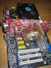 FOXCONN 560A Socket AM2 Motherboard &AMD Athlon 64 X2 4200+ CPU &2GB RAM &R4640
