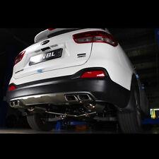 Twin Section Muffler Exhaust 2.0/2.2 Model For Kia Sorento UM 2016~2017+