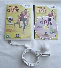 Your Shape mit Kamera Wii