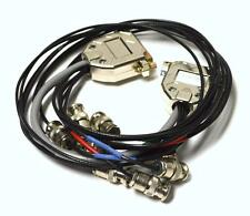 NEW ELECTROHOME 800521 SUN SPARC STATION 1 INTERFACE CABLE