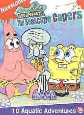 Spongebob Squarepants - The Seascape Capers Tom Kenny, Clancy Brown, Rodger Bum