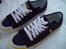 POLO RALPH LAUREN Casual Canvas Shoe Size UK 7.