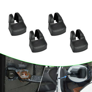 New 4x Car Door Check Arm Protection Cover Fit For Lexus GX IS GS LS ES CT RX