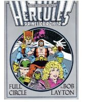 A Marvel Graphic Novel Hercules Prince Of Power
