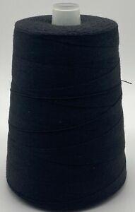 Tex 135 Kelvar Fiber Thread SK170 Black