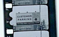 """Advertising 16mm Film Reel - Seattle First National Bank """"Lake City""""  (SB64)"""