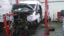 Transit MK7 2.4 TDCI EURO 4  Engine supply and Fit 06-2011 Transit engine fitted