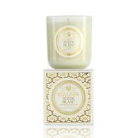 Voluspa Maison Blanc Scented Luxury Candle Suede Blanc