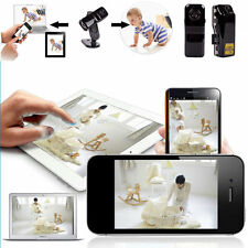 For Android iPhone PC Mini Wifi IP Wireless Surveillance Camera Remote NC
