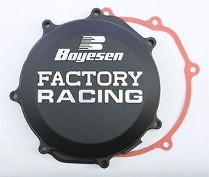 Boyesen Clutch Side Crank Case Cover YZ450F YZ450 YZ 450F 450FX 450 F FX WR