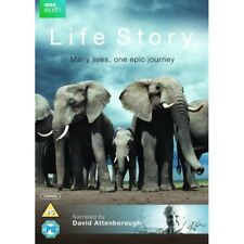 David Attenborough Life Story DVD