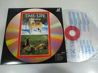 Time Life El Lobo Hiena Coyote Chacal - LASERDISC LD