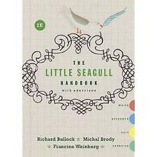 NIP-Paperback The Little Seagull Handbook with Exercises Bullock Brody Weidberg