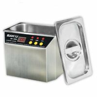 220V Ultrasonic Cleaning Machine Printer Head Cartridge Cleaner Timer 35W/50W