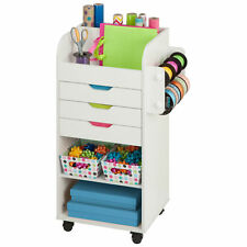 Brand NEW Honey-Can-Do Rolling Craft Storage Cart CRT-06346