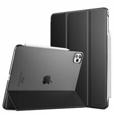 MoKo Smart Case Shell Stand Cover Back Protector for iPad Pro 11/12.9 2020 4th