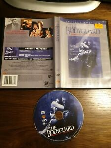 THE BODYGUARD special Edition DVD R4 Whitney Houston, Kevin Costner free post