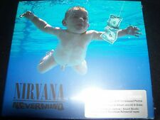 Nirvana Nevermind Deluxe Aus 2 CD (Unreleased Recordings & B-sides) – New