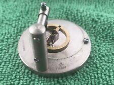 vintage watchmakers tool hairspring vibrating?