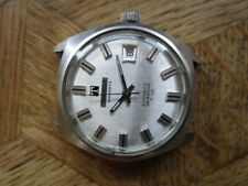 Vintage St. Steel TISSOT T12 Automatic Watch. Cal. Tissot 784-2.
