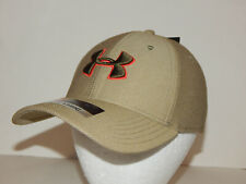 Under Armour Blitzing 3.0 Cap / Hat M/L or L/XL Mens UA 1305037 Khaki / Green