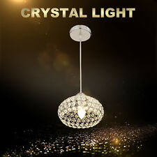 Modern Crystal Wine Cup Shape Chandelier Ceiling Light Pendant Lamp