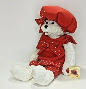Chantilly Lane Singing Bear Valentine Gift Top of the world WORKS See Video RARE