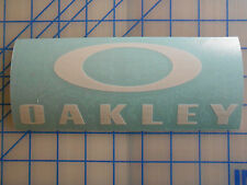 "Oakley Decal Sticker 5.5"" 7.5"" 11"" Sunglasses Golf Vault Polarized Tactical SI"
