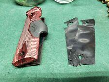 Crimson Trace Rose Wood Laser Grip Model LG-401 P10 for KIMBER 1911 Full Size