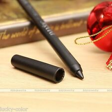 IMAGIC Women Matte Makeup Waterproof Gel Eyeliner Pencil Pen Liner Eye Black