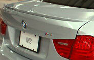 BMW Brand OEM E90 3 Series Sedan 2006-2012 M3 Rear Lip Spoiler Primed Brand New