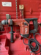 Hilti Te 35 Hammer Drill Breaker Sds Plus Includes 13 Bits