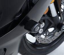 R&G RACING Aero Crash Protectors, Yamaha YZF-R6 2017- *BLACK*