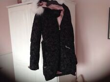 Pampolina Girls Winter Coat Age 12 152 Black