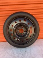 "00-16 CHEVROLET IMPALA Compact Spare Tire Donut Wheel 16"" 125/70/16 Trunk OEM"