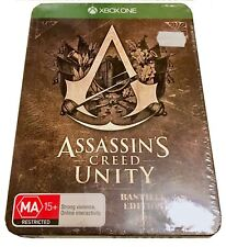 Assassin's Creed Unity Bastille Edition for Xbox One BRAND NEW