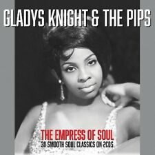Knight Gladys & The Pips - Empress of Soul