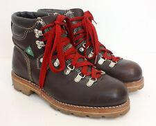 Matterhorn Vintage Mountaineering Boots Hiking Trail Steel Toe Made Canada 8EE