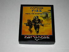Captain Fizz Meets the Blaster-Tron (Amiga, 1988) Rare, Vintage Game