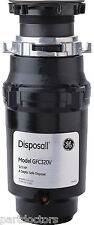 NEW GE Disposall 1/3 HP Continuous Feed Food Waste Disposer Disposal GFC320V