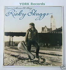 RICKY SKAGGS - Comin' Home To Stay - Ex Con LP Record