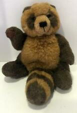 Boyds Bears Bandit Bushytail Raccoon