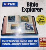 Expert Software Bible Explorer (PC CDROM,  1997) Windows 95