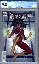 Spider-Woman #14 Junggeun Yoon 1st Appearance of Rose Roche 1st Print   CGC 9.8