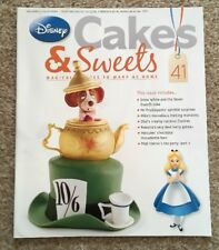 Disney Cakes & Sweets Magazine Issue 41 (MAG ONLY)
