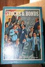 Wall Street, The Stock Market Game, And Stocks And Bonds Book Shelf Games