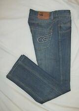 :>  G-STAR RAW  ~ Mens  3301 Straight Leg Blue Jeans ~ Sz 34 x 33/34 ~ PERFECT
